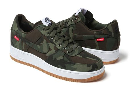 supreme shoes nike supreme team up to launch air 1 supreme nike
