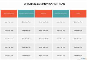 The Purpose Of A Communication Plan Is To Help Guide The