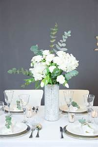 Deko Weiß Silber : die besten 25 vase silber ideen auf pinterest silber deko silber dekoration weihnachten und ~ Sanjose-hotels-ca.com Haus und Dekorationen