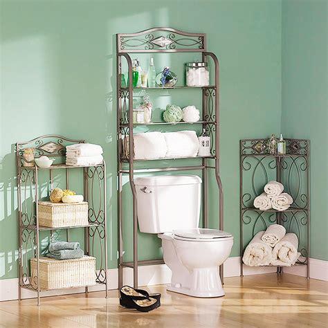 bathroom storage rack southern enterprises reflections 3 tier corner