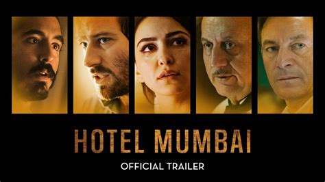 hotel mumbai official  trailer youtube