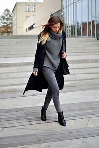 21 Cute Oversized Sweater Outfit Ideas | Glam Sugar