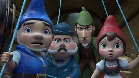 gnomes sherlock stevenson john