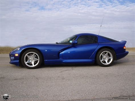 Dodge Viper Blue by Dodge Viper 1996 2002 2nd Generation Amcarguide