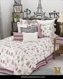 Paris Theme Bedroom Decor