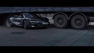 McLaren 720S Sports Car in Hobbs And Shaw (2019) Movie