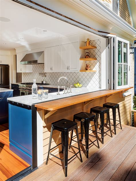 open concept kitchen  needham