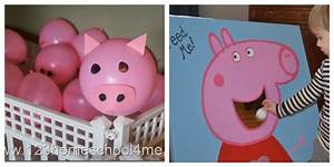 Creative Ideas for a Peppa Pig Party The Party Press