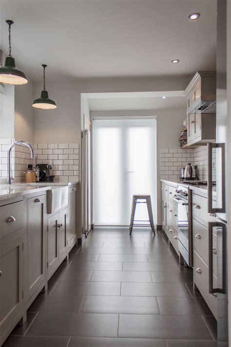 galley  style devol kitchens blog