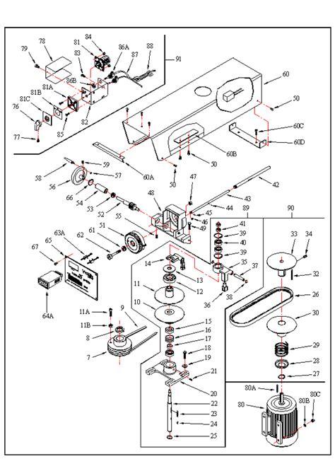 Buy Wilton 2221vs Replacement Tool Parts  Wilton 2221vs Drill Press Parts Diagram
