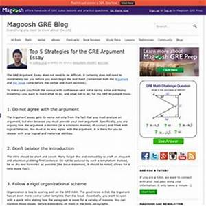 argumentative essay strategies