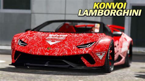 Modifikasi Lamborghini Huracan by Akibat Ugal Ugalan Lamborghini Huracan Modifikasi Konvoi