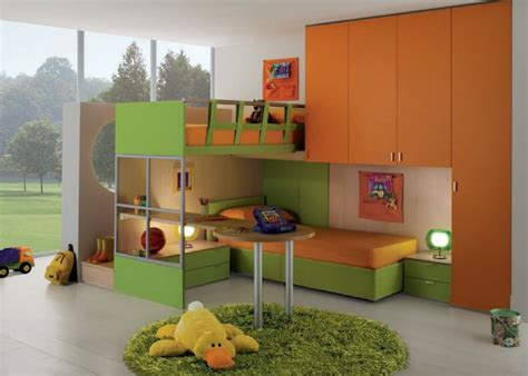 Contemporary Children's Bedrooms From Gab Contemporist