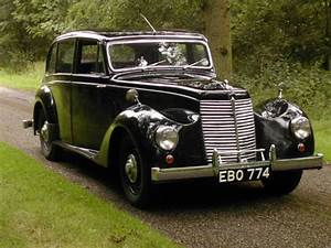 1948 Armstrong Siddeley Lancaster Sold