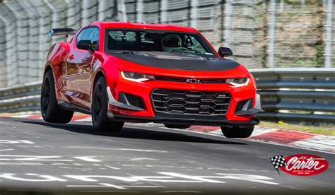 seven of ten quickest american cars at n 252 rburgring are gm performance vehicles