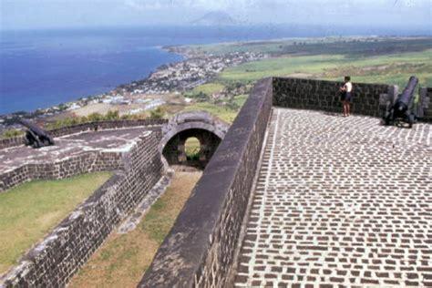 Brimstone Hill Fortress National Park - UNESCO World ...