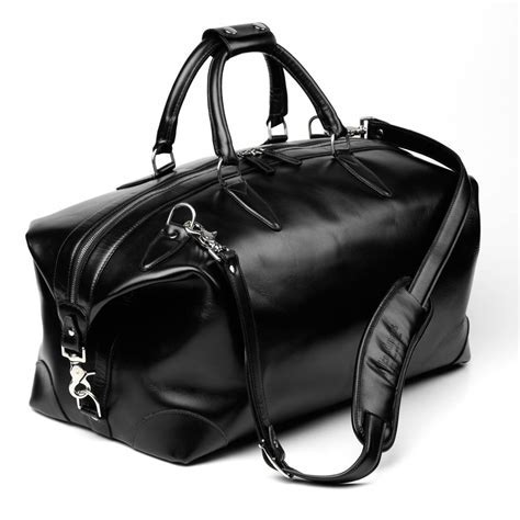 Allen Edmonds Park Avenue Collection   Black Leather