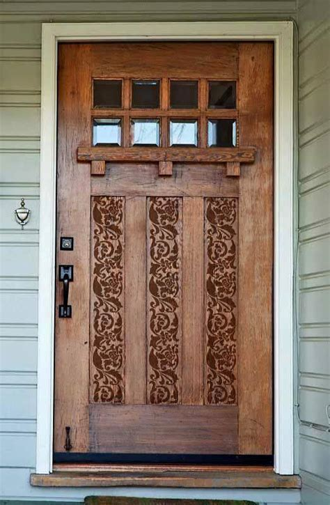 Creative Front Door Designs That Will Inspire You ? Page 3