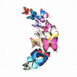 Papillon de décorations