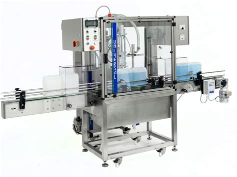 liquid filling  closing problems solved  universal filling machines