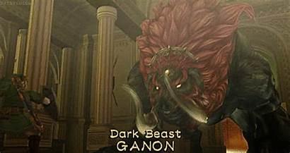 Ganon Zelda Beast Twilight Princess Castle Legend