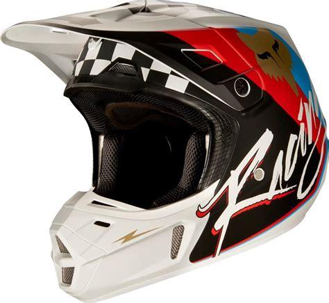 dot motocross helmets 299 95 fox racing mens v2 nirv dot approved motocross mx
