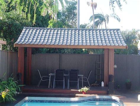 gazebo metal tile roofing sheets