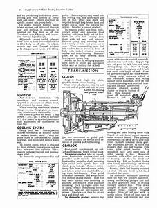 U0026 39 Motor Trader U0026 39  Service Data  1951  For The Xk120 Also The Xk150 Wiring Diagram  Lower Page 7  Is