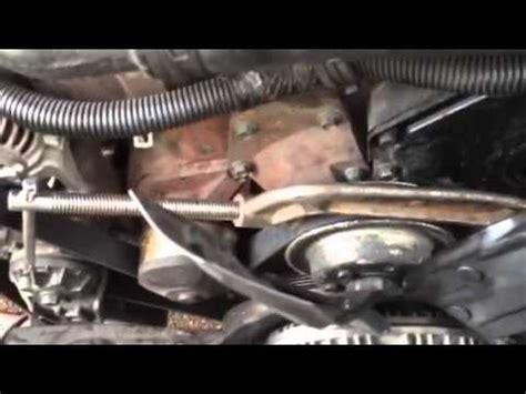 dodge ram 1500 fan clutch removal tool dodge cummins fan clutch removal youtube