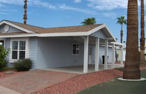 Looking for a solar carport installer for solar, solar ready or covered rv carports? Mobile Home Carport Offset Support Posts - Carports Garages