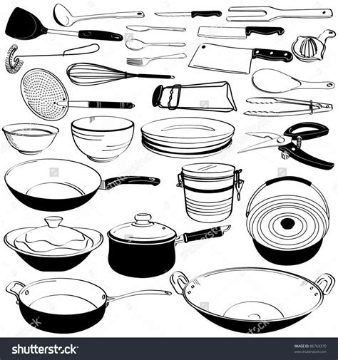 Kitchen Equipment Names And Uses by Kitchen Equipment Names Deductour