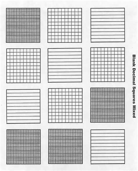 decimal squares program decimals  grade