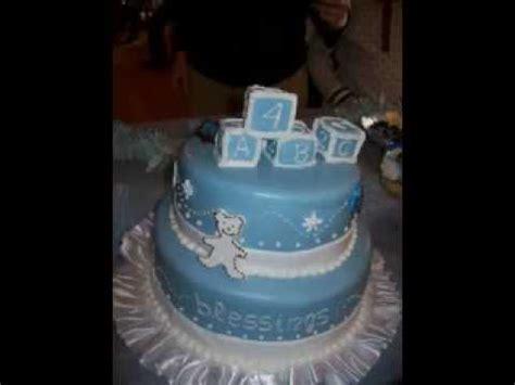 diy boy baby shower cake decorating ideas youtube