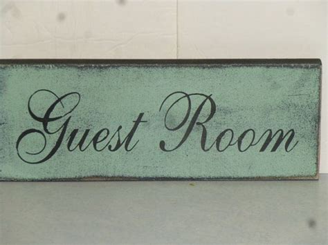 17 Best Ideas About Guest Room Sign On Pinterest