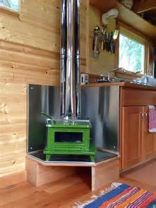 Tiny House Wood Stove