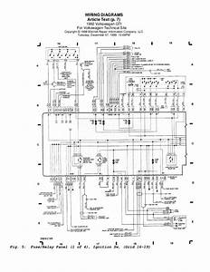 Vw Golf 1 Wiring Diagram
