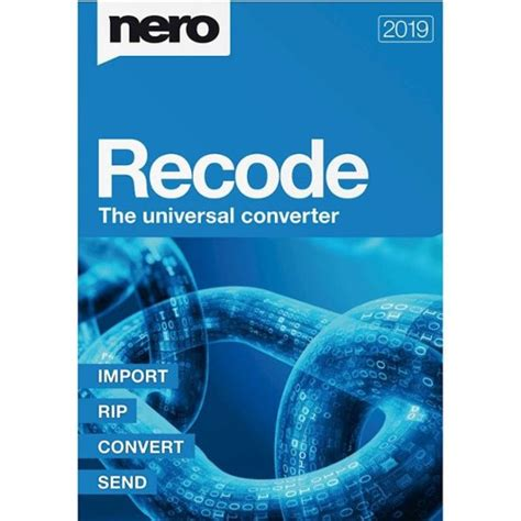There are a lot of newer dvd burning programs on the market. Nero Recode 2019 Windows Digital NER912800F083 - Best Buy
