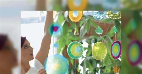 Windlichter Im Orient Look Selber Machen by Bunter Raumteiler Poppiges Mobile Das Haus