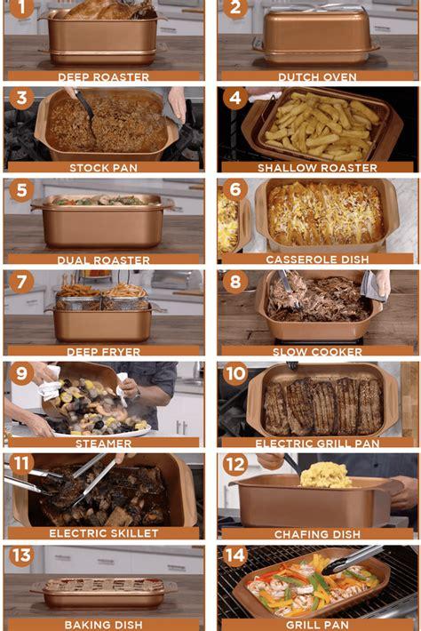 copper chef cake pan recipes casaruraldavinacom