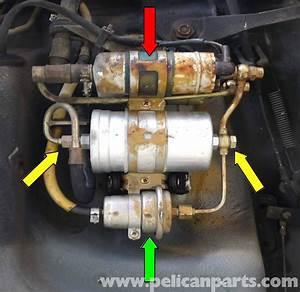 Mercedes 190e Fuel Filter