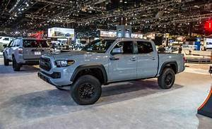 2017 Toyota Tacoma Trd Pro Review  Specs  Price  Msrp