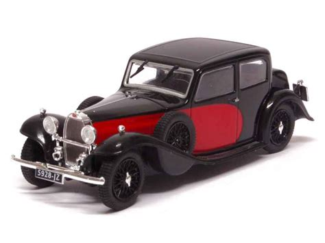 The bugatti type 57 and later variants (including the famous atlantic) was an entirely new design by jean bugatti, son of founder ettore. Bugatti - Type 57 Galibier 1939 - Modèle Presse - 1/43 - Autos Miniatures Tacot