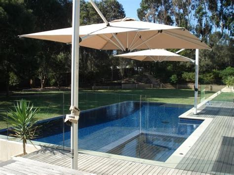 17 best ideas about pool umbrellas on shade