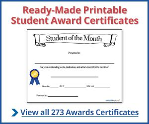 student award certificates  certificate builder