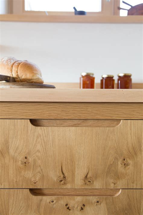 Flat Panel Handle Options   Sustainable Kitchens