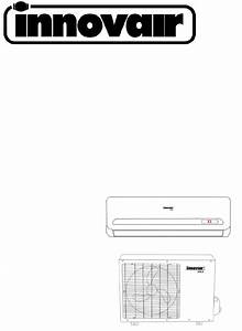 Innovair Ev10c2db6 Air Conditioner Troubleshooting Manual