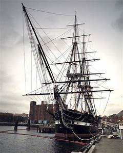 The U.s. Navy S Sailing Ship Uss Constitution, The World S ...