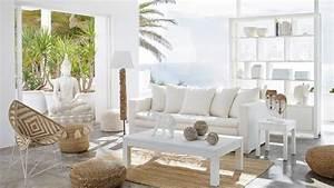 Maison Du Monde Salon : des couleurs naturelles pour adoucir le salon ~ Teatrodelosmanantiales.com Idées de Décoration