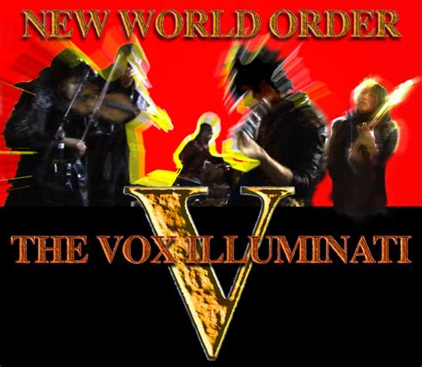 Illuminati Band Vox And The Illuminati Simulacra