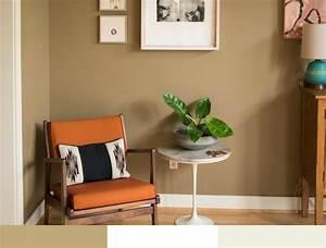 Warme Farben Wohnzimmer : wand streichen 37 ideen f r farbige wandgestaltung ~ Buech-reservation.com Haus und Dekorationen